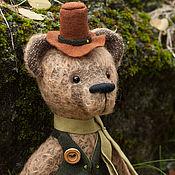 Куклы и игрушки ручной работы. Ярмарка Мастеров - ручная работа Падди ирландец. Коллекционный мишка. Handmade.