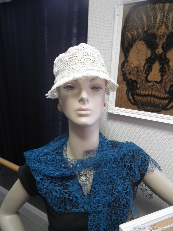Lace hat 'Emma', Hats1, Gera,  Фото №1