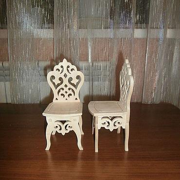 Dolls & toys handmade. Livemaster - original item High chair for dolls 1224. Handmade.