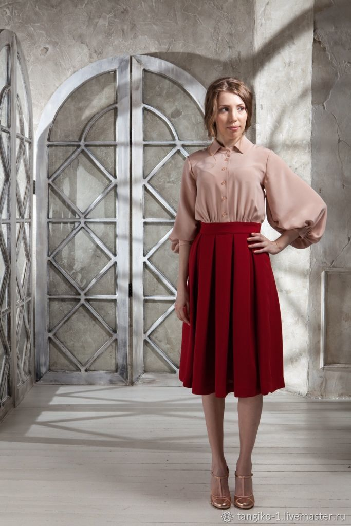 Шелковое платье Rosamel, Платья, Москва,  Фото №1