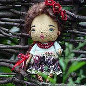 Куклы и игрушки ручной работы. Ярмарка Мастеров - ручная работа Кубанская казачка. Handmade.