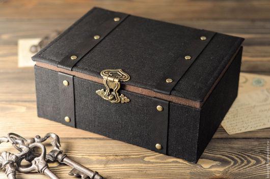 Подарочная упаковка ручной работы. Ярмарка Мастеров - ручная работа. Купить Подарочная коробка. Handmade. Подарочная упаковка, упаковка подарка