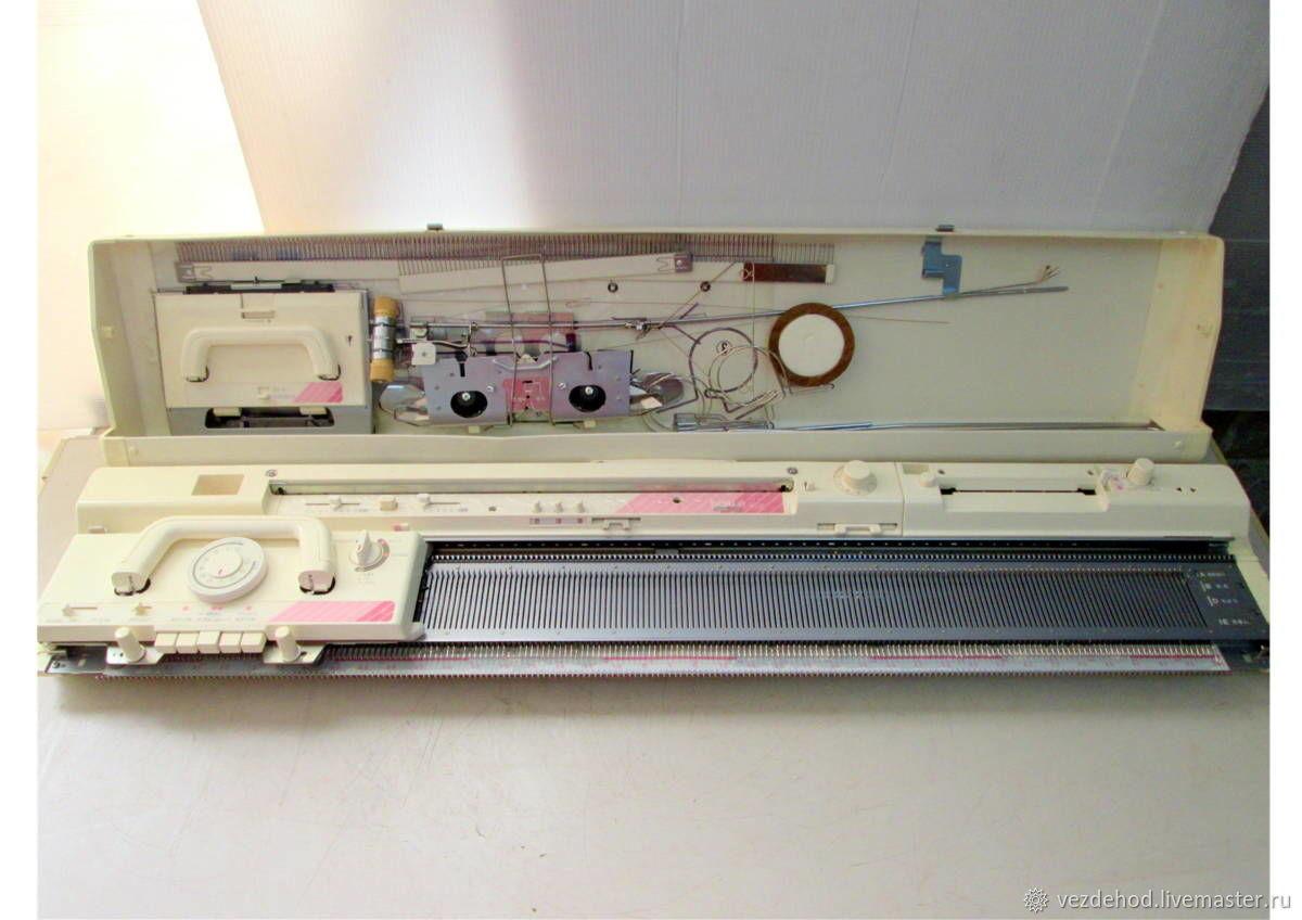 Вязальная машина Brother КН 893 Япония – купить в интернет-магазине на Ярмарке Мастеров с доставкой - JDHRQRU | Зеленоград
