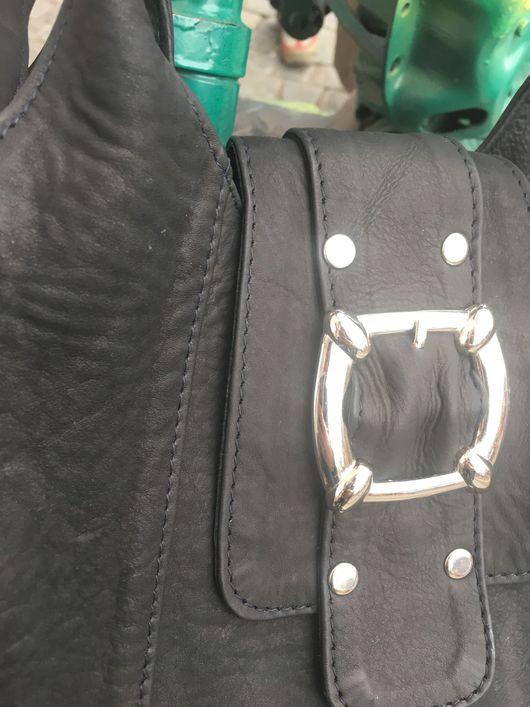 Женские сумки ручной работы. Ярмарка Мастеров - ручная работа. Купить М205,такой клевенький аккуратненкий чемоданчик. Handmade. Натуральная кожа