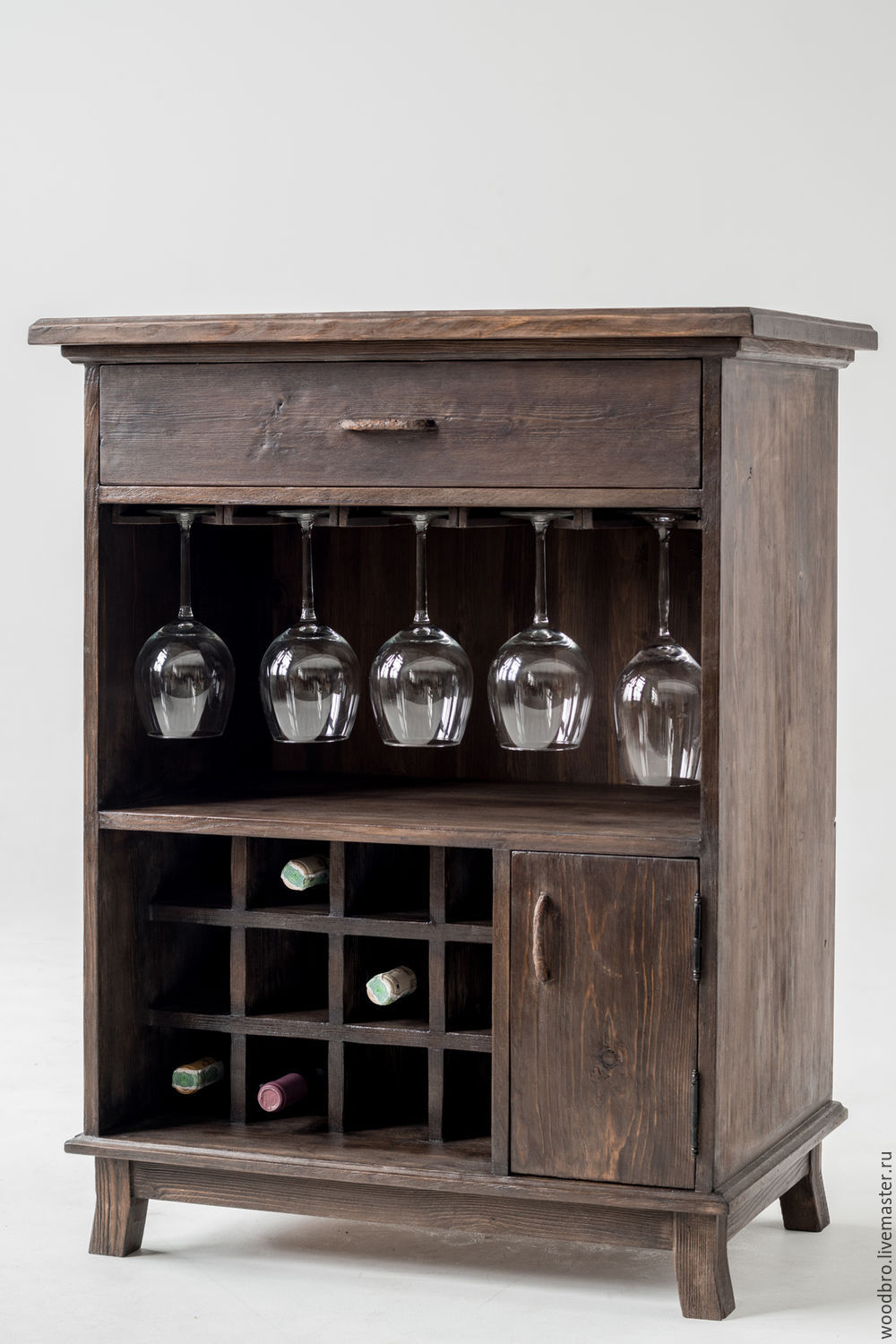Wardrobe bar for wine, Cabinets, Moscow,  Фото №1