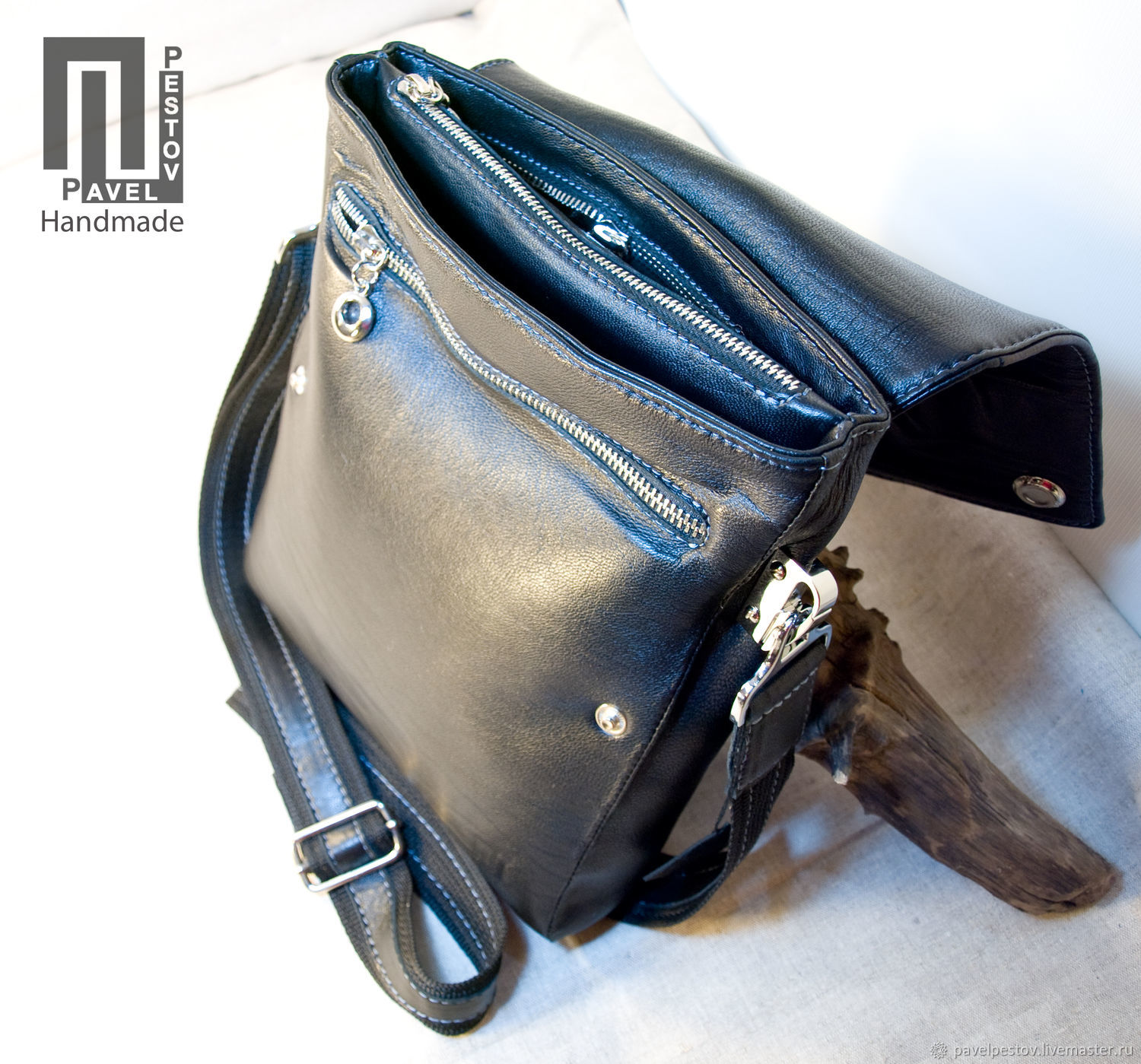 1c2e32edc52c My Men s Bags handmade. men s bag (tablet). Pavel Pestov - Handmade.