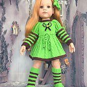 Куклы и игрушки ручной работы. Ярмарка Мастеров - ручная работа Наряд на куклу Gotz. Handmade.