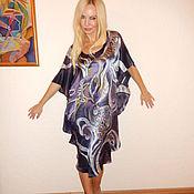 Одежда ручной работы. Ярмарка Мастеров - ручная работа платье-Загадочная грация. Handmade.