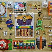 Куклы и игрушки handmade. Livemaster - original item Basebord Developing a