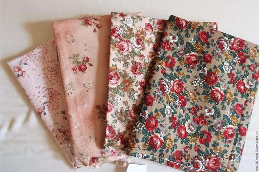 Шитье ручной работы. Ярмарка Мастеров - ручная работа. Купить ткани японские в комплекте для лоскутного шитья. Handmade. Наборы тканей