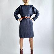 """Одежда ручной работы. Ярмарка Мастеров - ручная работа Платье из кашемира  """"Монреаль"""". Handmade."""