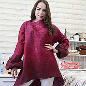 Одежда handmade. Livemaster - original item Blouson dress