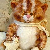 Куклы и игрушки ручной работы. Ярмарка Мастеров - ручная работа Петушок или курочка?)). Handmade.