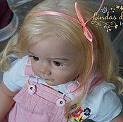 Куклы и игрушки ручной работы. Ярмарка Мастеров - ручная работа кукла реборн Мелиса 2( мод Фридолин). Handmade.