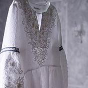Платья ручной работы. Ярмарка Мастеров - ручная работа Свадебное платье в стиле рустик. Handmade.
