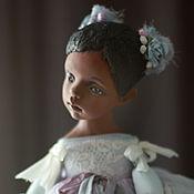 Куклы и игрушки ручной работы. Ярмарка Мастеров - ручная работа Ханна. Подвижная кукла. Резерв. Handmade.