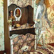 Для дома и интерьера ручной работы. Ярмарка Мастеров - ручная работа Полка-комодик. Handmade.