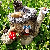 Куклы и игрушки handmade. Livemaster - original item Brownie Forest - nick.. Handmade.