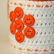 Посуда ручной работы. Ярмарка Мастеров - ручная работа Оранжевое настроение. Handmade.
