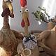 Игрушки животные, ручной работы. Заказать Три курицы в лодке. Елена Никитина. Ярмарка Мастеров. Подарок, картон дизайнерский