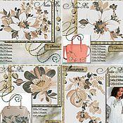 Материалы для творчества handmade. Livemaster - original item CHARM (set) machine embroidery design. Handmade.
