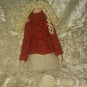 Куклы и игрушки ручной работы. Ярмарка Мастеров - ручная работа Тильда. Handmade.