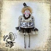 Куклы и игрушки handmade. Livemaster - original item Garret doll: Angel music. Handmade.