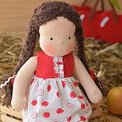 Куклы и игрушки ручной работы. Ярмарка Мастеров - ручная работа Вальдорфская кукла Полина. Handmade.