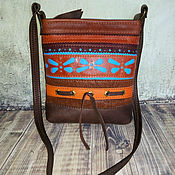 Сумки и аксессуары handmade. Livemaster - original item Bag in boho style