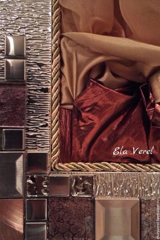 Фантазийные сюжеты ручной работы. Ярмарка Мастеров - ручная работа. Купить Интерьерное панно '' ЭЛЕГИЯ ''.. Handmade. Комбинированный