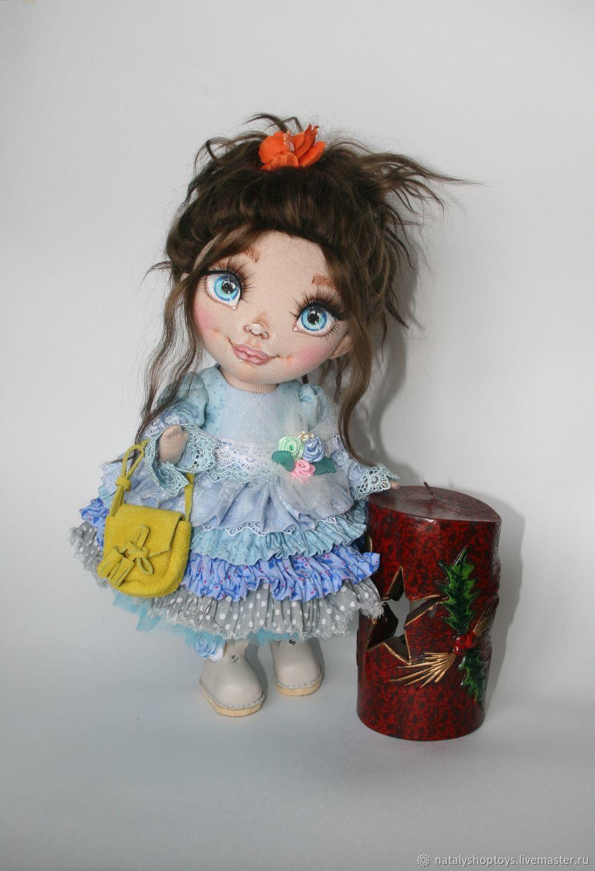 Кукла из текстиля, интерьерная, ручная работа, Куклы и пупсы, Владивосток,  Фото №1