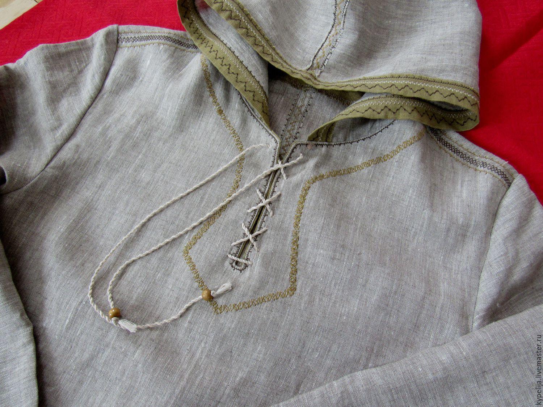 Как сшить русскую рубаху - подробная статья с фото 64