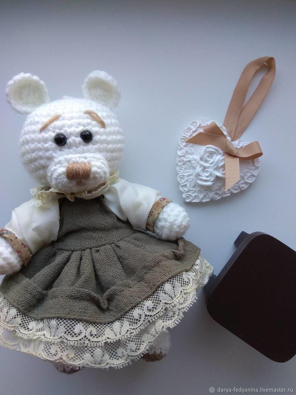 Мишка тедди, Мягкие игрушки, Москва,  Фото №1