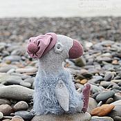Куклы и игрушки ручной работы. Ярмарка Мастеров - ручная работа Птица и Море. Handmade.
