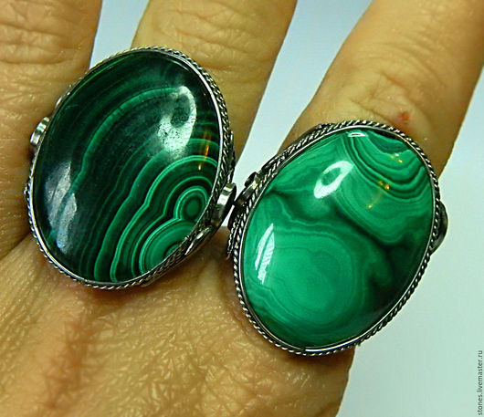 Кольцо слева-1500 размер-18.8 Кольцо справа--1800-продано размер-20