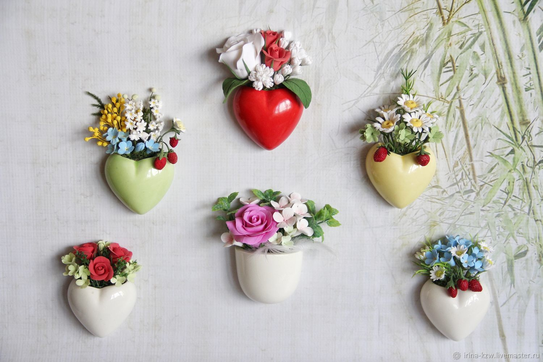 цветочный комплимент, Магниты, Москва,  Фото №1