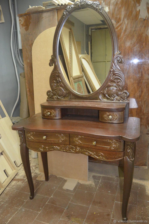 Столик с зеркалом, Столы, Рязань,  Фото №1