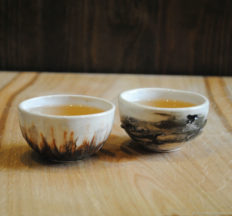 A set of mini bowls No. №3, Bowls, Shigony,  Фото №1