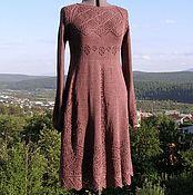 """Одежда ручной работы. Ярмарка Мастеров - ручная работа """"Тёплые сны о лете-2"""" платье. Handmade."""