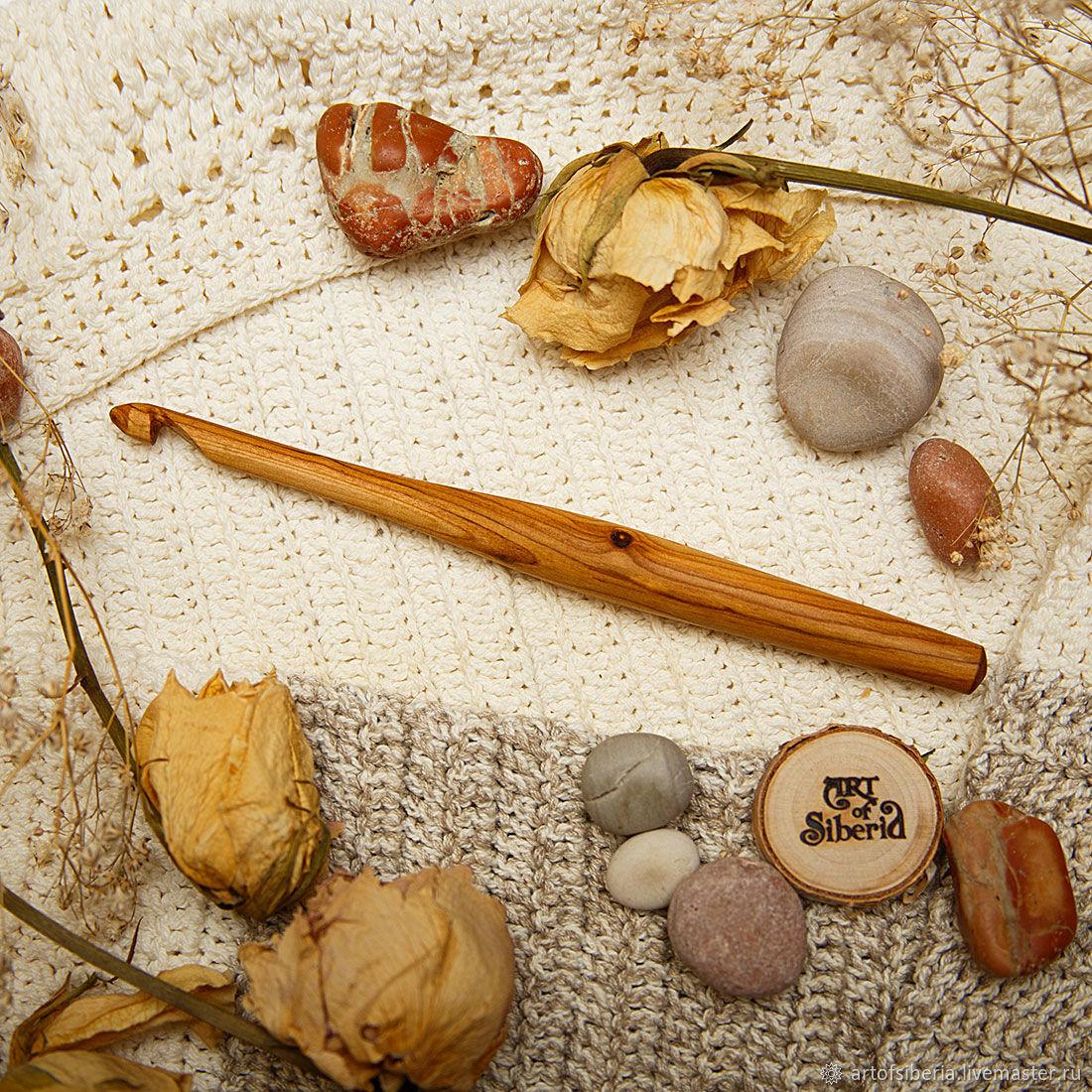 Crochet hook 7.5#50, Crochet Hooks, Novokuznetsk,  Фото №1