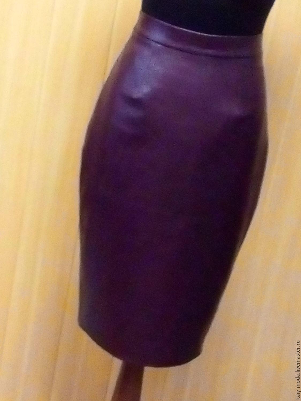Продаю кожаные юбки