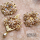 Order Brooch No. №5 from the collection 'Return'. Simkha - Jewelry For Joy. Livemaster. . Brooches Фото №3