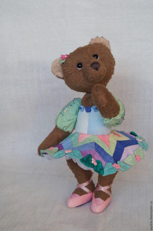 Мишки Тедди ручной работы. Ярмарка Мастеров - ручная работа. Купить Весна. Handmade. Комбинированный, авторская работа, японский хлопок