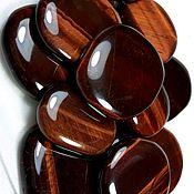 Материалы для творчества handmade. Livemaster - original item Bullseye (large dice) Griguatown(Griqualand,Transvaal,South Africa). Handmade.