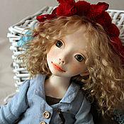 Куклы и игрушки ручной работы. Ярмарка Мастеров - ручная работа Le petit Chaperon rouge!. Handmade.