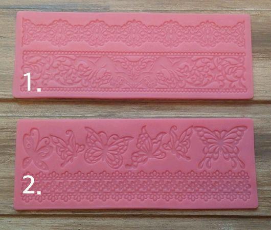 Другие виды рукоделия ручной работы. Ярмарка Мастеров - ручная работа. Купить Молд силиконовый. Handmade. Розовый, кондитерский инвентарь