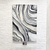 Картины и панно handmade. Livemaster - original item 80/100cm Epoxy Resin painting. Handmade.