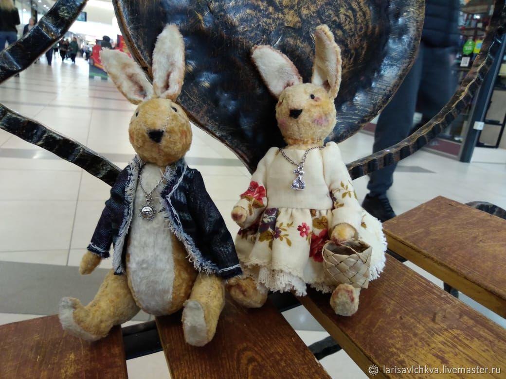 Rabbits, Stuffed Toys, Ryazan,  Фото №1