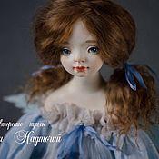 """Куклы и игрушки ручной работы. Ярмарка Мастеров - ручная работа Авторская кукла """"Ангел Аннушка"""". Handmade."""