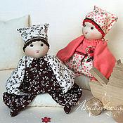 Куклы и игрушки ручной работы. Ярмарка Мастеров - ручная работа Рисальдики для самых маленьких :). Handmade.